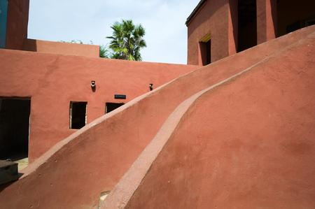 slaves: Gorée, island near Dakar, is known as the location of the House of Slaves