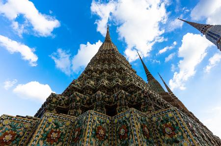 December 4, 2016 Bangkok , Thailamd. Wat Pho