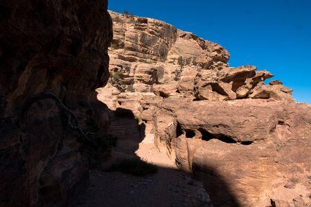 Ruins of Petra, Worlds UNESCO Heritage, Jordan