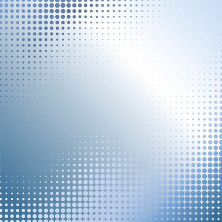 pixelated: abstract blue pixels backgrounds - very easy to edit