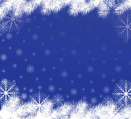 The vector illustration contains the image of christmas gold background