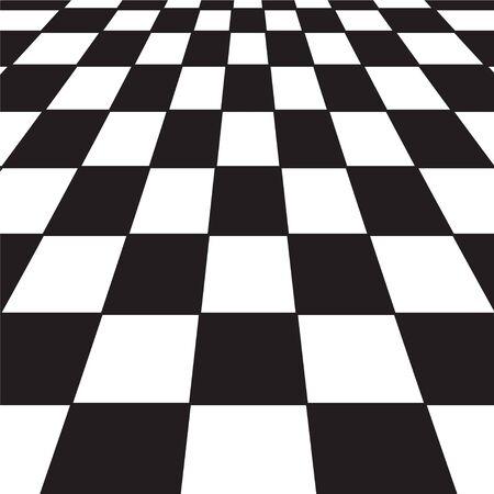 cuadros blanco y negro: Un dise�o de fondo del piso de gran corrector blanco y negro