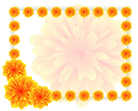 Set of horizontal banners with a flowers Stock Vector - 8776988