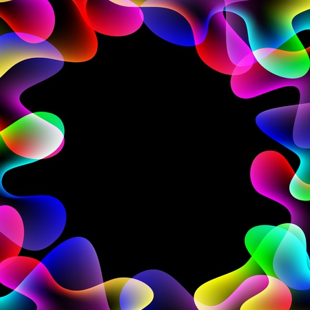 Abstract colorful background. EPS10 vector illustration. Vector