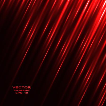 抽象的なカラフルな背景の渦巻波。ベクトル図  イラスト・ベクター素材