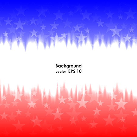 Voorzitters dag achtergrond verenigde staten sterren illustratie vector Vector Illustratie