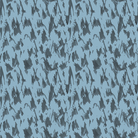paint swatch: Vector seamless pattern. Abstract background with brush strokes. Hand drawn texture. Illustration