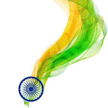 Happy Republic Day of India background