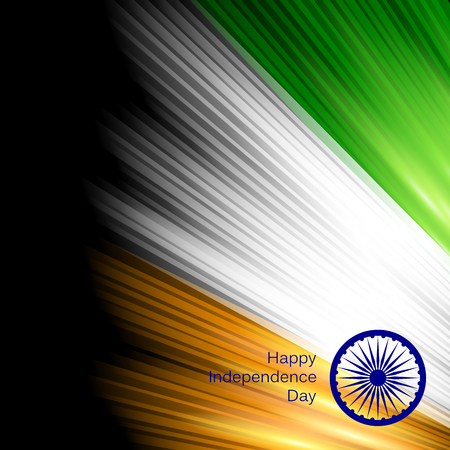Indian Independence Day concept background Фото со стока - 82925759