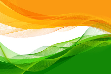 asoka: Indian Independence Day concept background . Vector Illustration