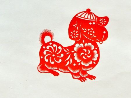 paper cutting: Chinese paper cutting craft
