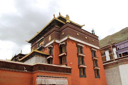 Auspicious Sumeru Temple