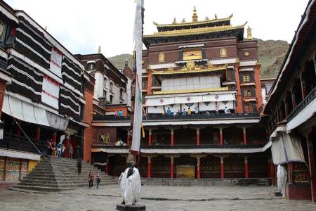 Tashilhunpo building