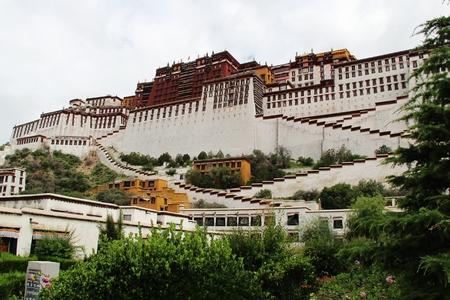 potala: Yuanwang Potala Palace