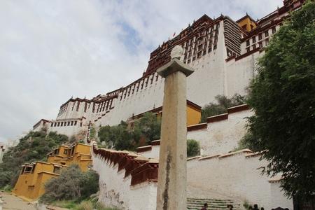 potala: Potala Palace facades