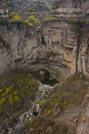 atracci�n: Tianping Mountain Scenic atracci�n