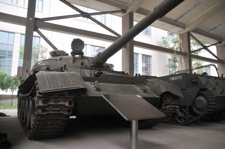 captured: Treasure Island captured Soviet-made tanks Editorial