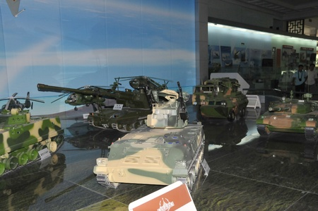 armored: Tank and armored vehicle model