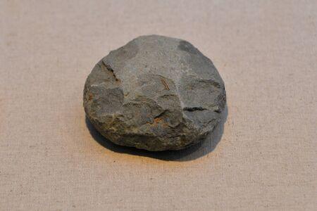 paleolithic: Stone chopping tool