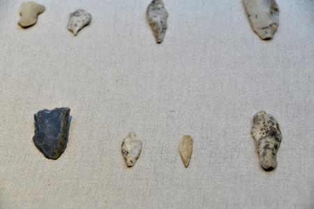 paleolithic: Shi shi zu scrapers