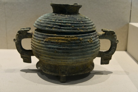 period: The spring and Autumn period bronze antique