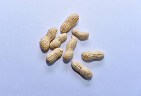 fruitage: Peanuts Stock Photo