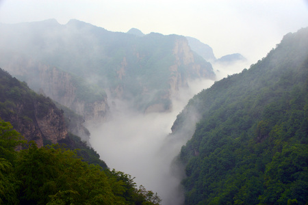 perilous: The cloud Valley