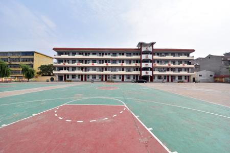 campus de la escuela primaria