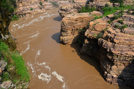 muddy: Muddy Zhang river scenery