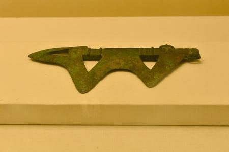 antique: antique weapons