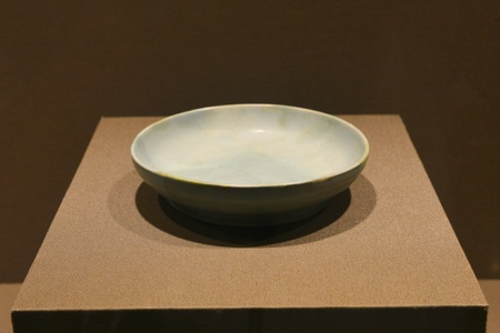 song dynasty: Chinese Northern Song Dynasty Ruzhou porcelain Editorial