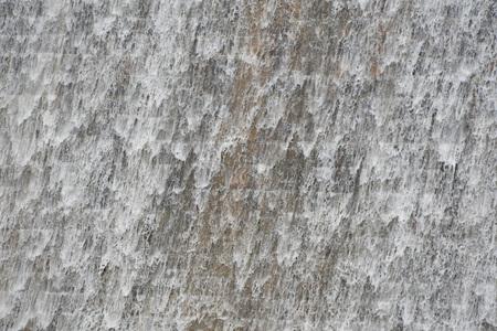 Reservoir  flowing water Фото со стока