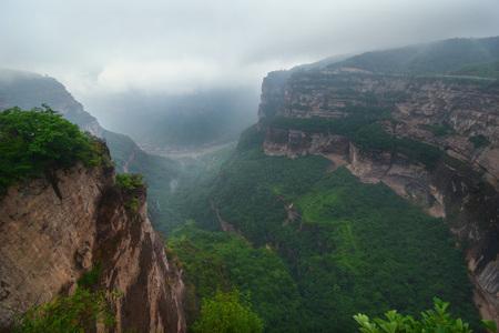 Southern Taihang scenery