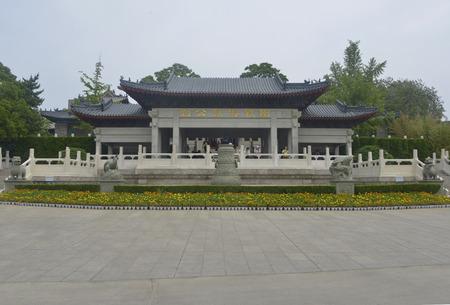Liugong Island Expo Park Editorial