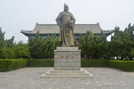 Statue of Qi Jiguang