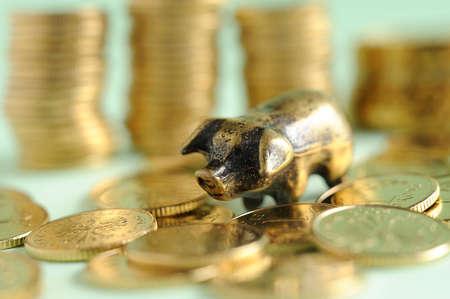Mumps through golden coins