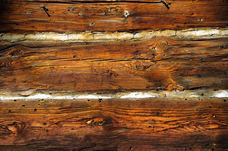 Rustic plank.
