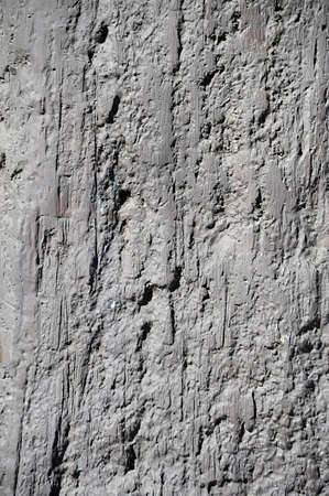 Rough wall surface
