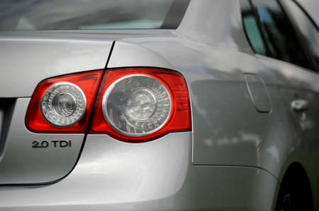 Car rear lamps  photo