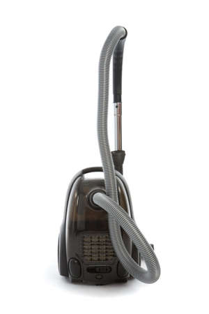 vac: Vacuum cleaner isolated on white background