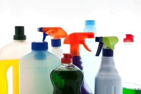 productos quimicos: productos de limpieza