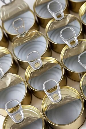 cans Stock Photo - 10133982