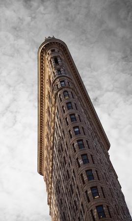 ee: New York, EE UU, - October 10, 2010: flatiron building in New York  Editorial