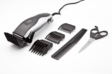 clippers comb: power tool to cut the hair