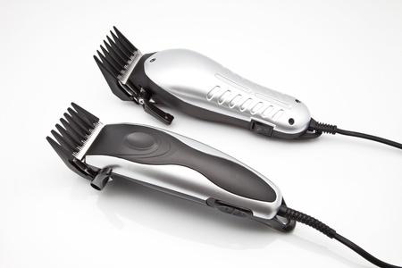 peluquero: herramientas el�ctricas para cortar el pelo