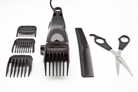 clippers comb: tools to work the hair