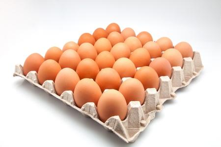 Thirty box fresh chicken eggs
