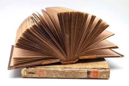 antiquary: libros antiguos en blanco