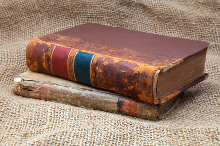 secondhand: two antique and secondhand books