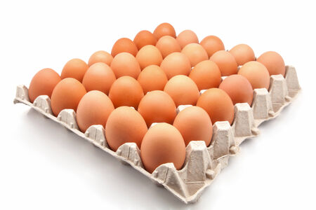 thirty: Thirty box fresh chicken eggs